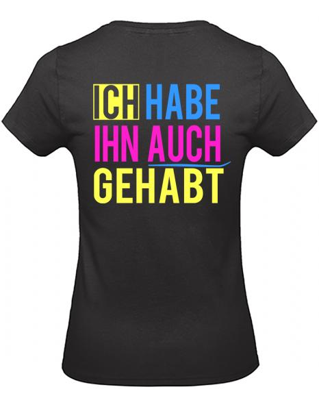Hansiversteher Shirt - Woman